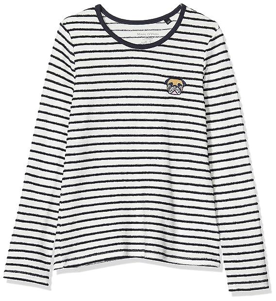 Marc O Polo Kids Camisa Manga Larga para Niñas: Amazon.es: Ropa y ...