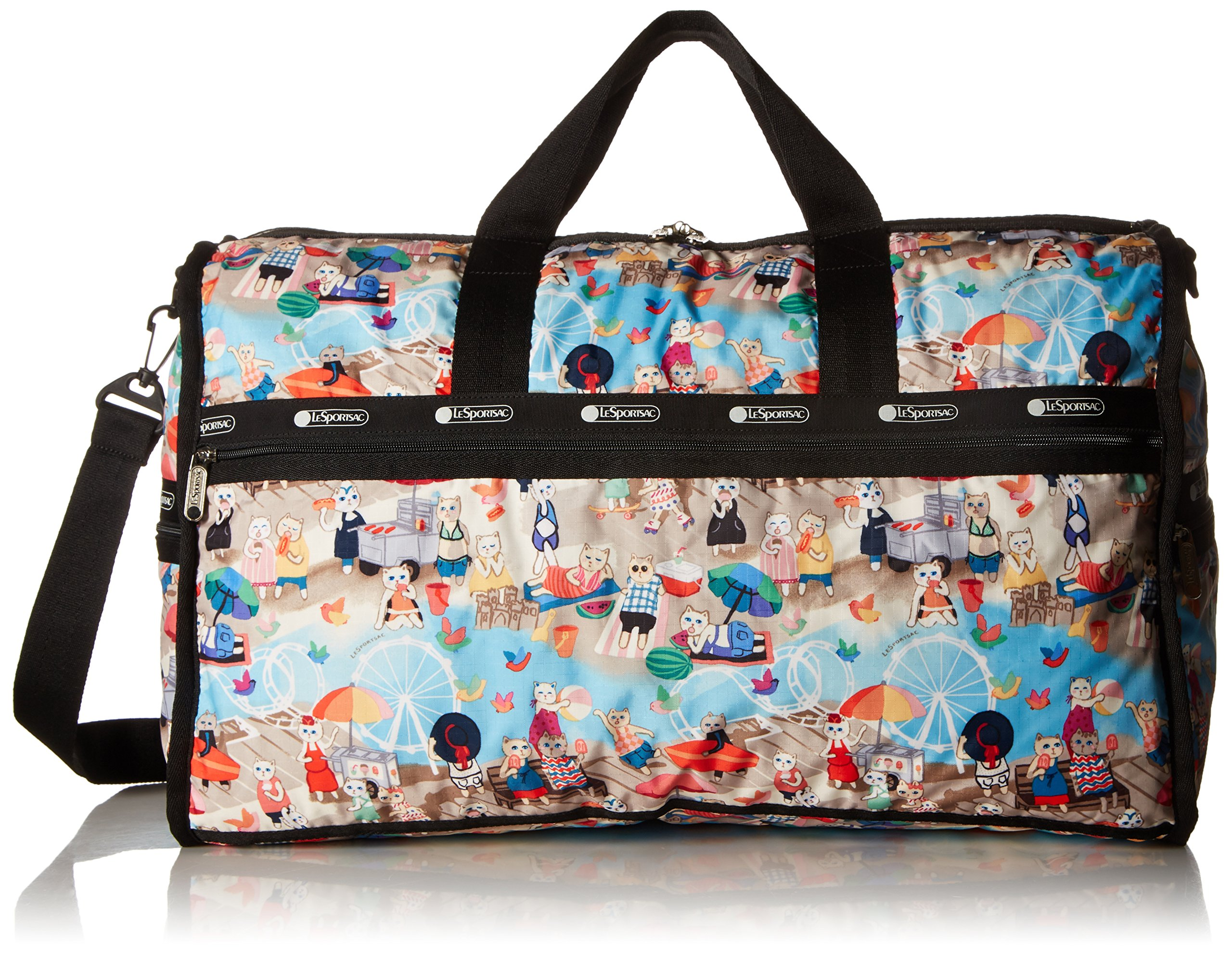 LeSportsac Classic Large Weekender, CATURDAY