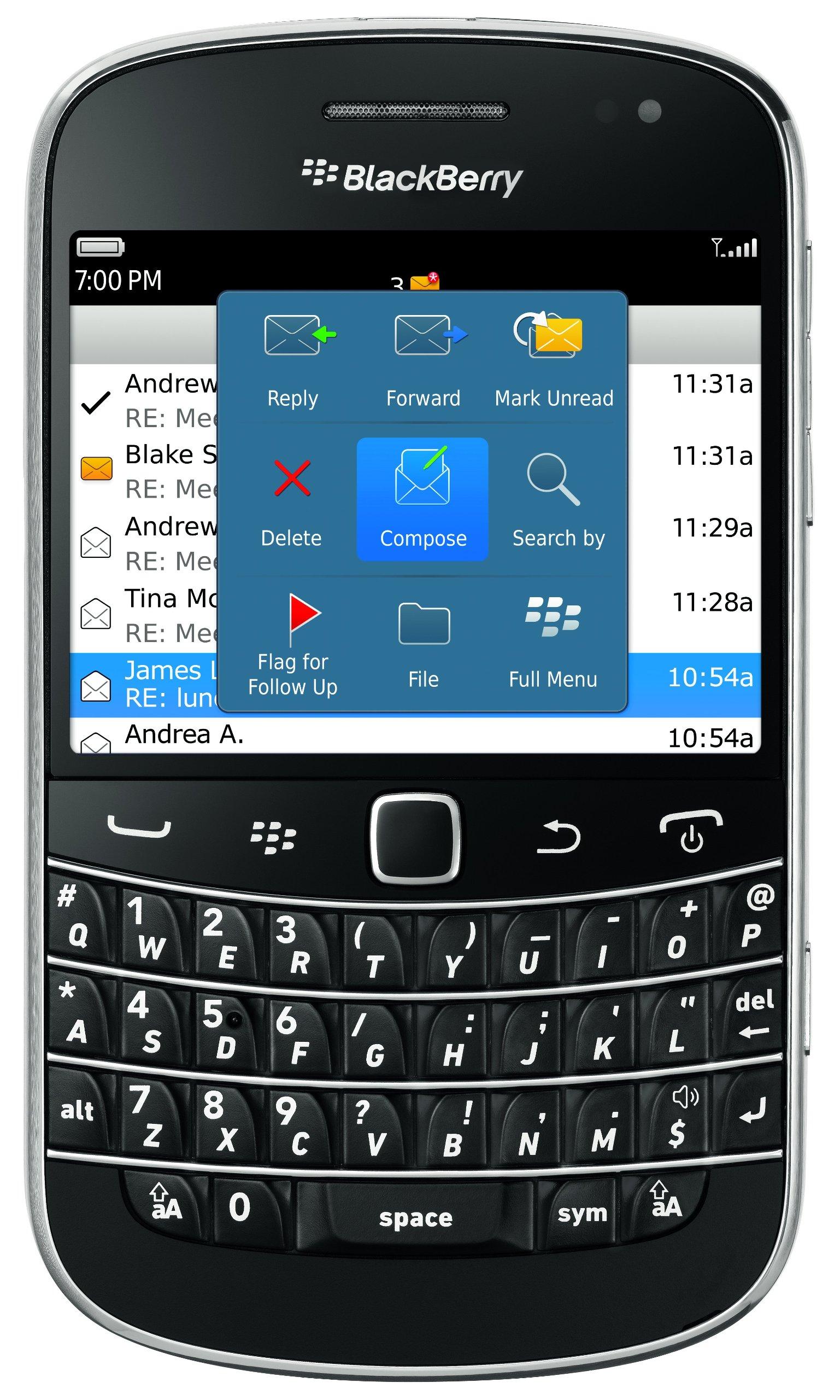 BlackBerry Bold 9930 Phone (Sprint)