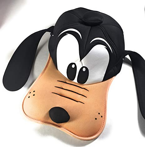 6b6d7fadb72 Amazon.com  Disney Parks Authentic Goofy Head Face Icon Hat Cap  Toys    Games