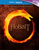 The Hobbit Trilogy [Blu-ray] [2015]