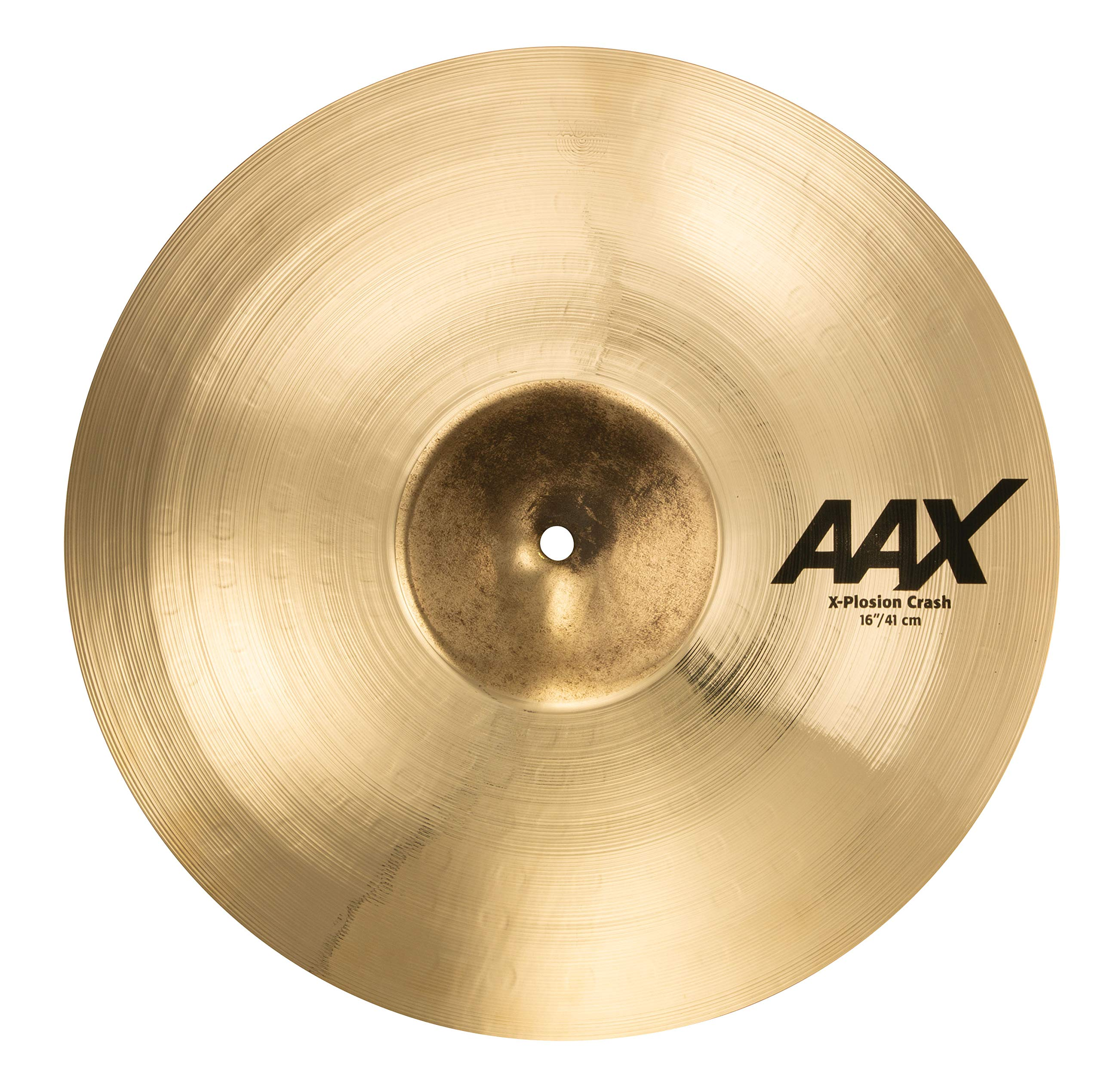 Sabian AAX 16'' X-Plosion Crash Cymbal, Brilliant Finish by Sabian