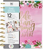 me & my BIG ideas The Happy Planner - Life Is An Amazing Adventure Theme - Memory Keeping Edition - 12 Month Undated…