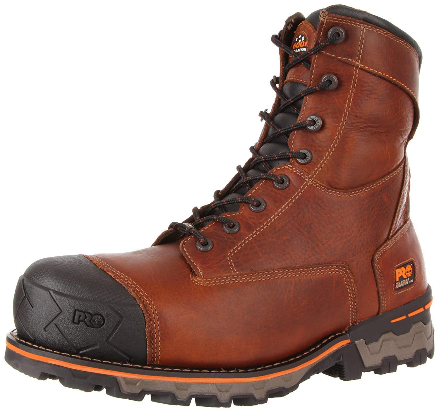 Amazoncom Timberland Pro Mens Boondock Waterproof St Work Boot Shoes