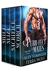 Purr-Fect Mates: Shapeshifter Romance Kindle Edition