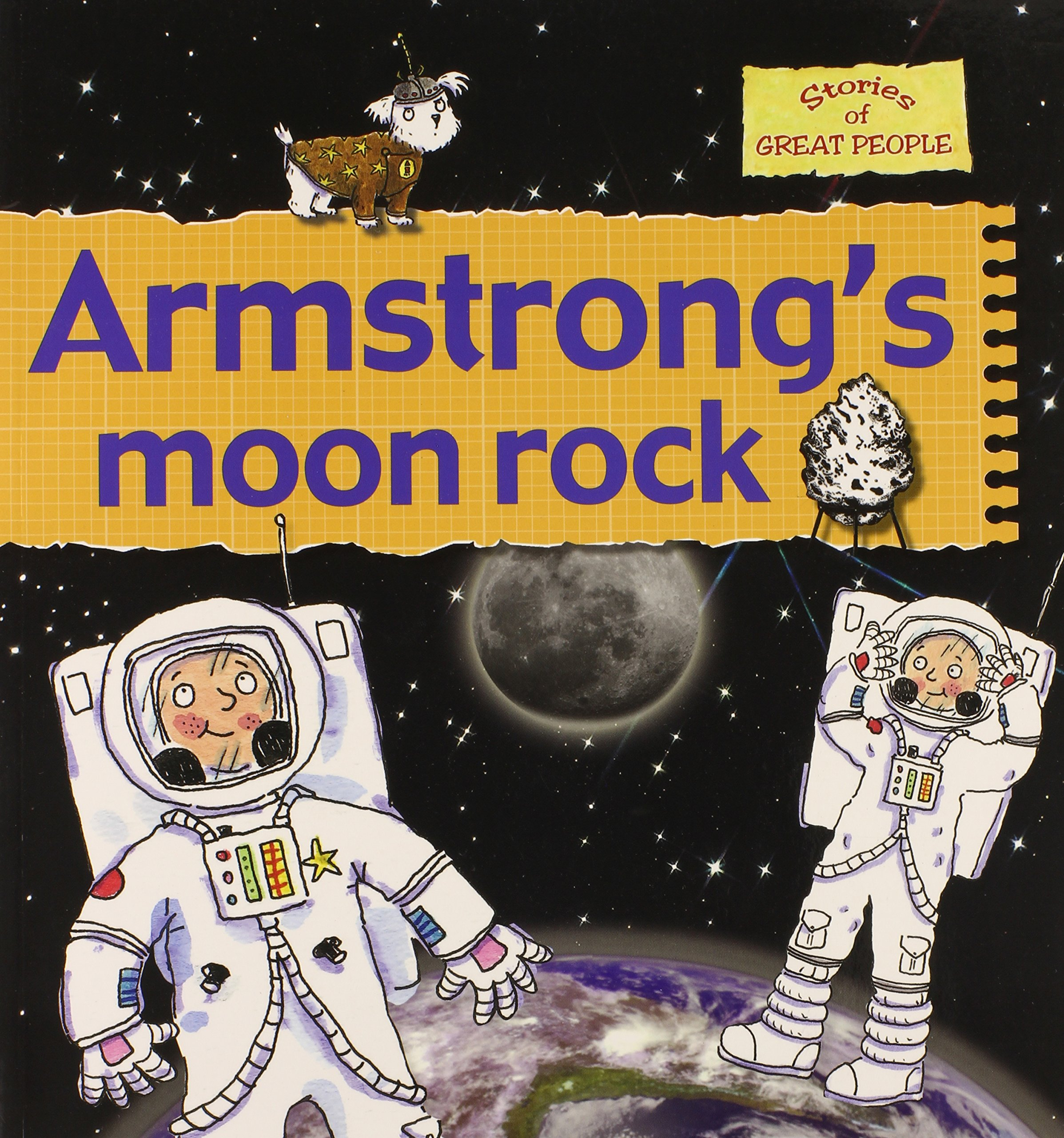 Read Online Armstrong's Rock (Stories of Great People (Paperback)) pdf