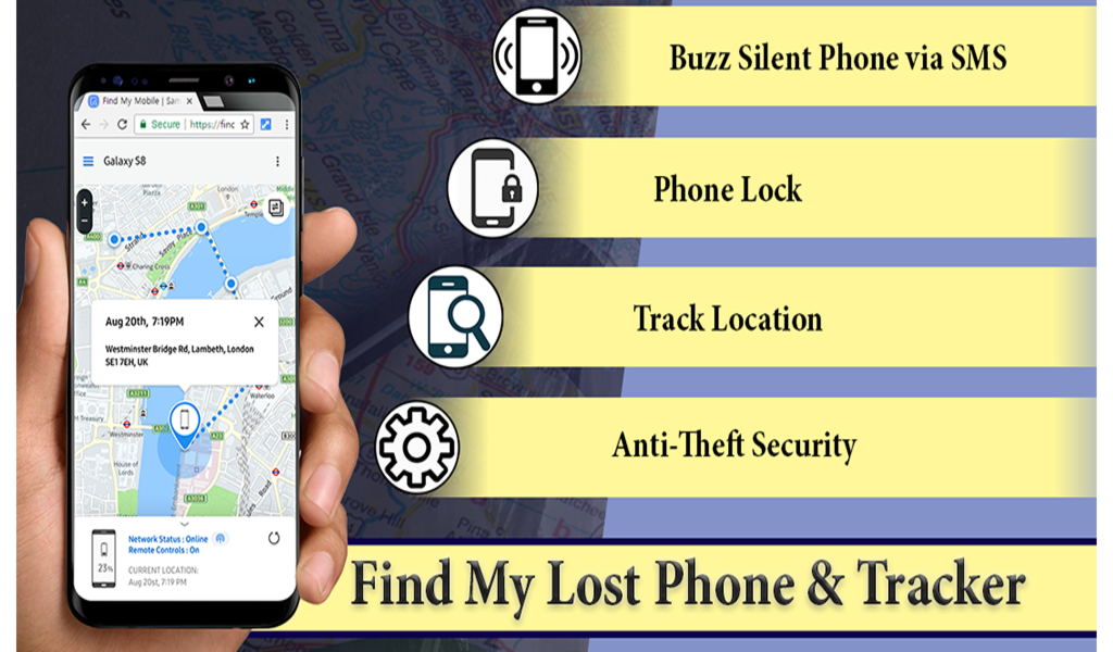 Find Lost Phone (Without Internet): Amazon ca: Appstore for