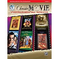 Classic Movie Instrumental Solos for Strings: Viola (Book & CD)