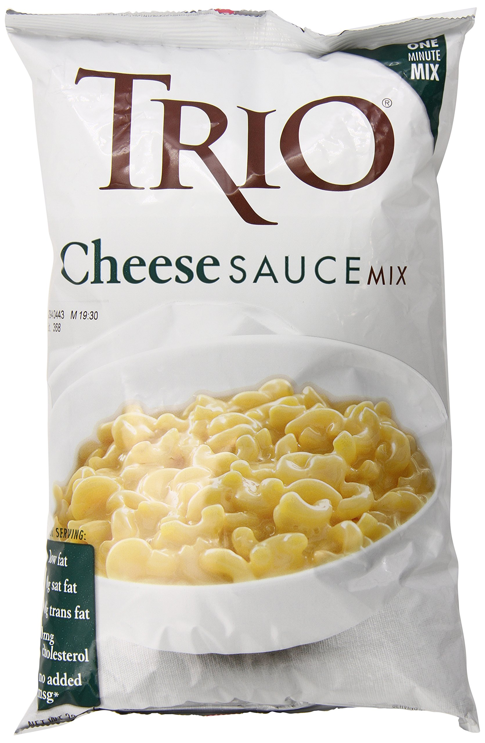 Trio Cheese Sauce Mix, 32-Ounce Units (Pack of 4) by Trio (Image #1)
