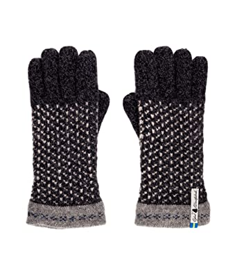6ef2f315a67 Öjbro Swedish made 100% Merino Wool Soft Thick   Extremely Warm Gloves (as  Featured by the Raynauds Assn) at Amazon Women s Clothing store