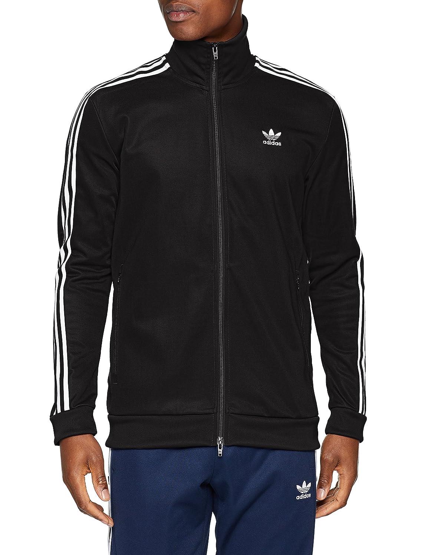 Adidas Beckenbauer TT, Giacca Tuta Uomo, Nero, XXL CW1250