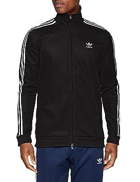 low priced ed623 de037 adidas Beckenbauer TT Sudadera, Hombre Amazon.es Deportes y