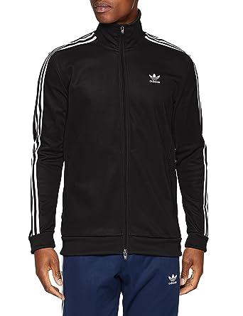 adidas Originals Beckenbauer Track Jacket in black