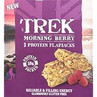 Trek Protein Flapjack Bar Morning Berry - Case of 36 Bars