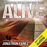 Alive: A Post-Apocalyptic Alien Survival Novel