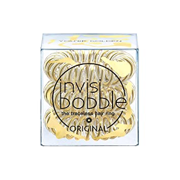 Amazon.com   Invisibobble The Traceless Hair Ring - Time to Shine ... 099fb47ce99