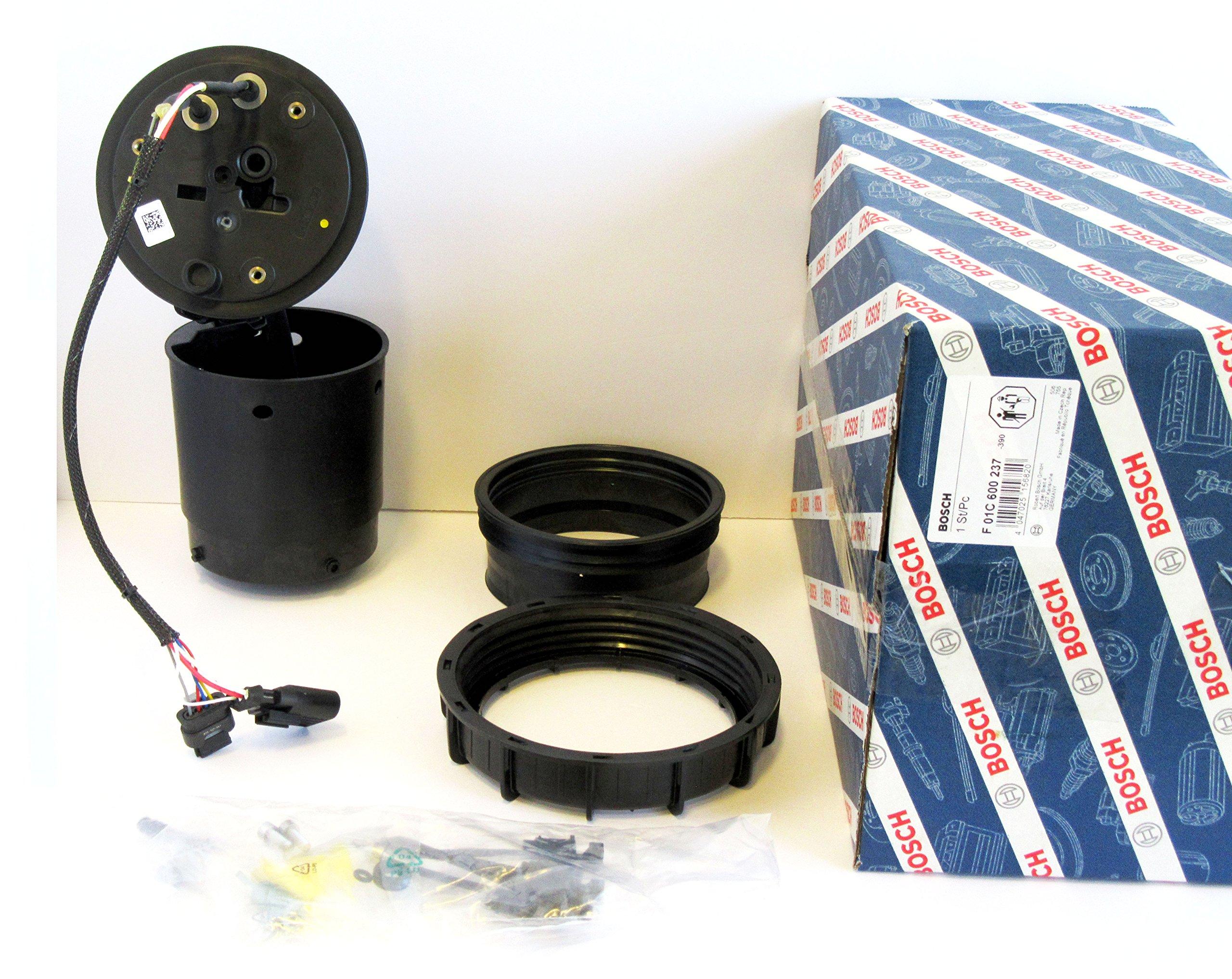 Bosch F01C600237 Diesel Exhaust Fluid (DEF) Heater Bosch Denox Heating Pot by Bosch