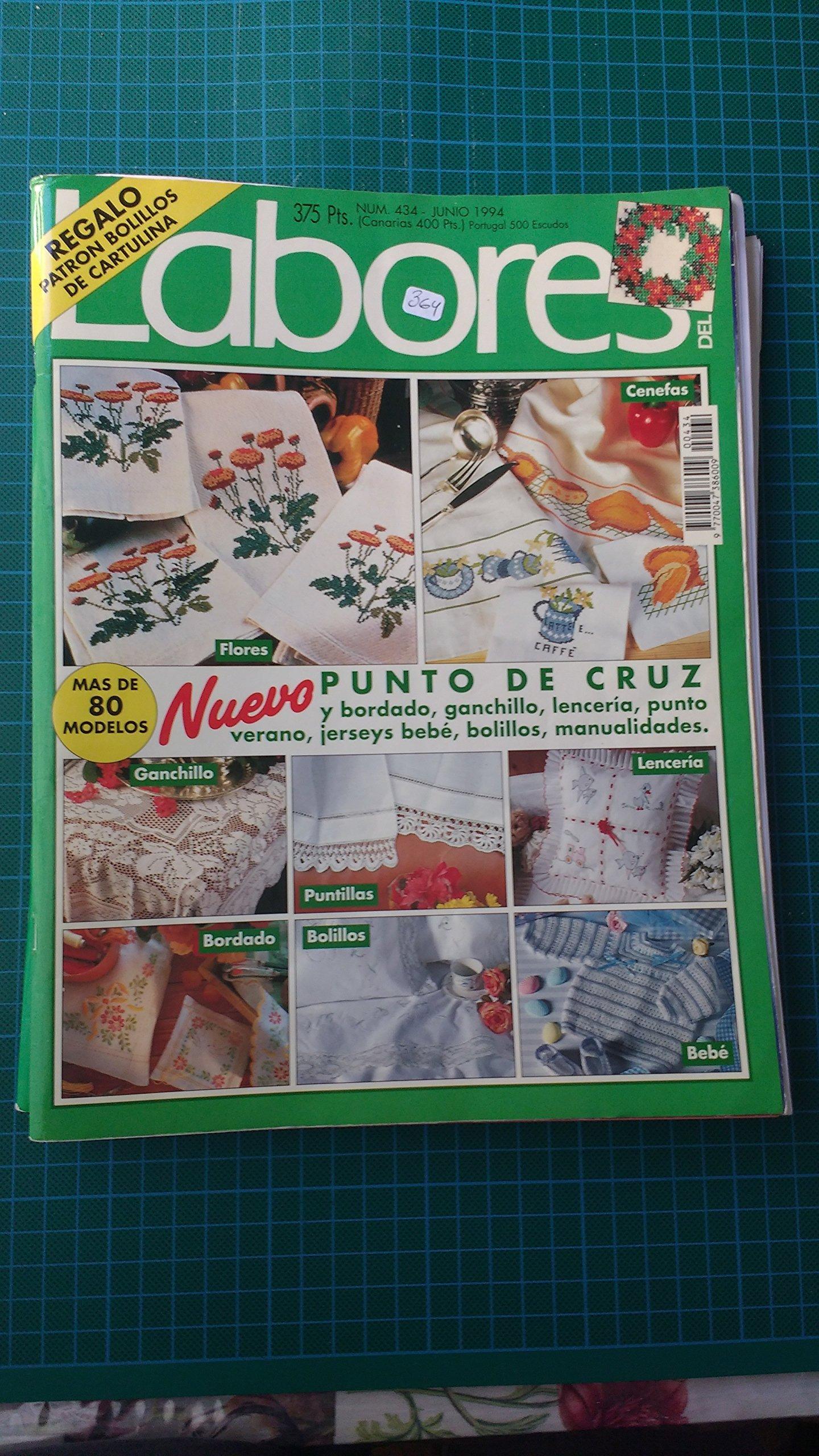 LABORES DEL HOGAR Nº 434: Amazon.es: Redacción Labores del ...