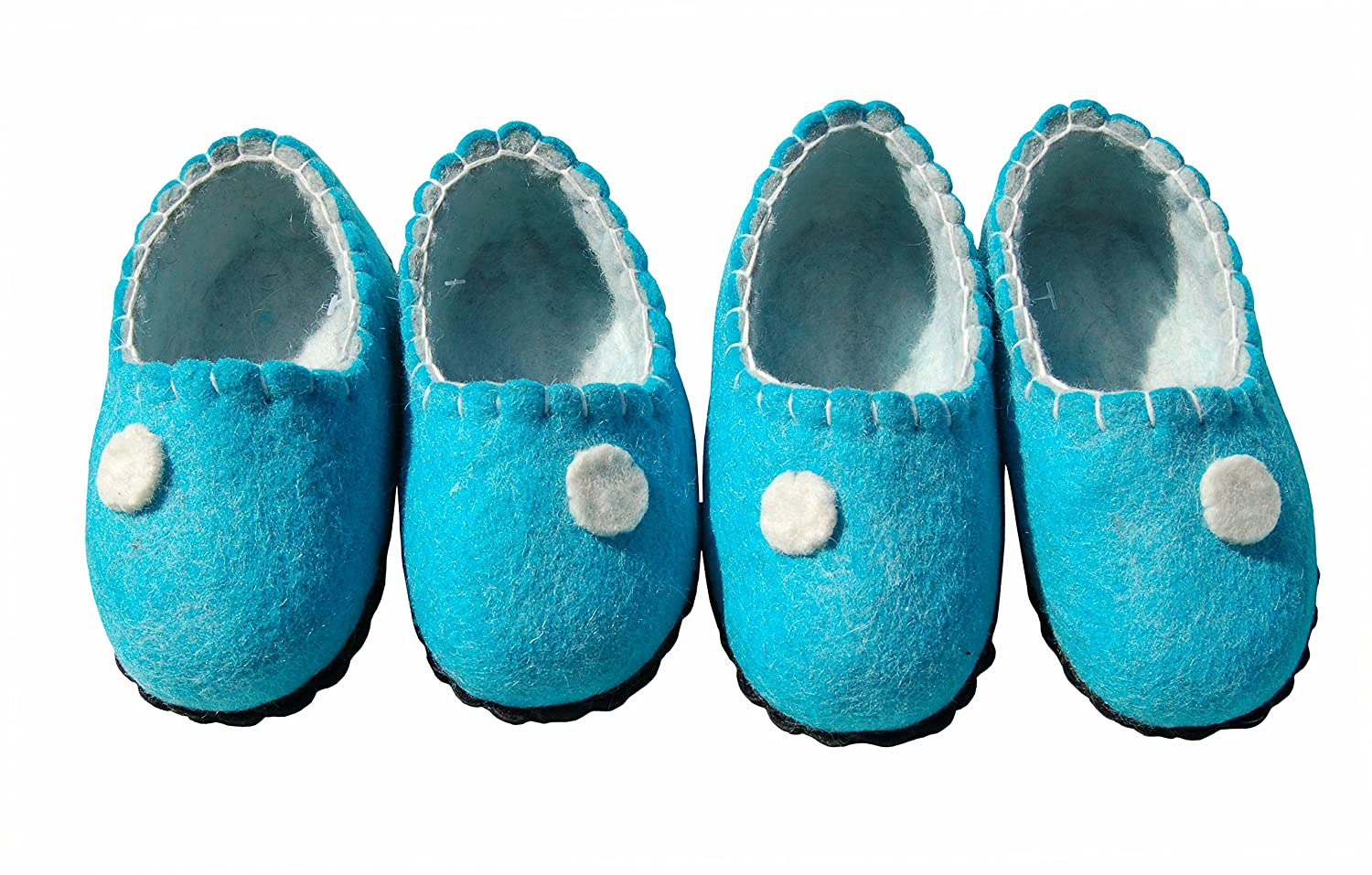 for Kids 2T-5T Wee Dreamers Kids Toddler Slippers for Girls Boys