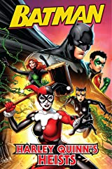 Batman: Harley Quinn's Heists Kindle Edition