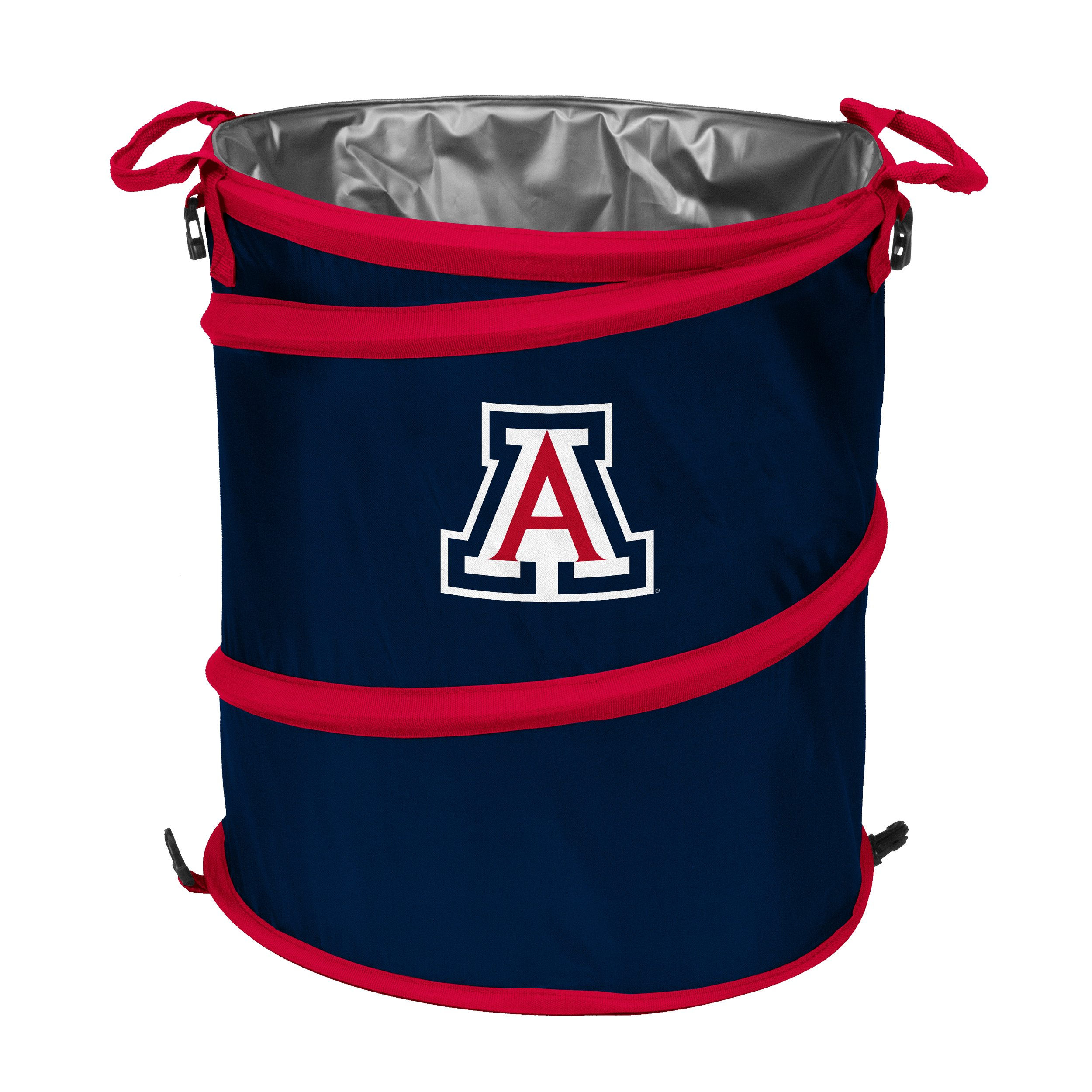 Arizona Wildcats Trash Can Cooler