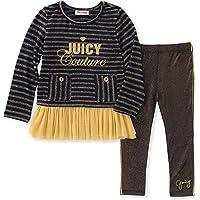 Juicy Couture Girls' Legging Set