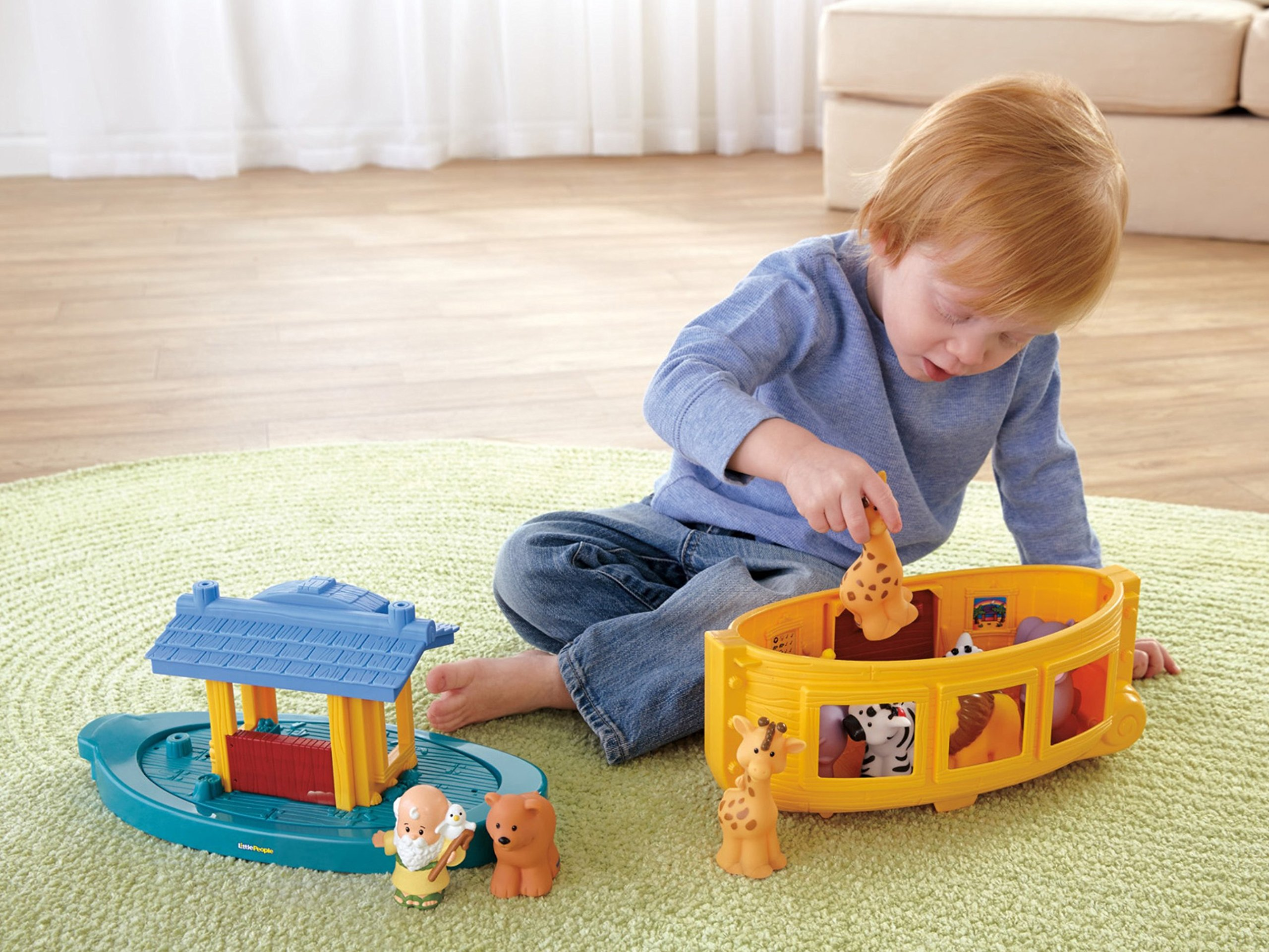 Fisher-Price Little People Noah's Ark by Fisher-Price (Image #11)