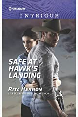 Safe at Hawk's Landing: A Thrilling FBI Romance (Badge of Justice Book 2) Kindle Edition
