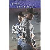 Safe at Hawk's Landing: A Thrilling FBI Romance (Badge of Justice Book 2)