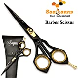 Black Shaving Razors and Scissors