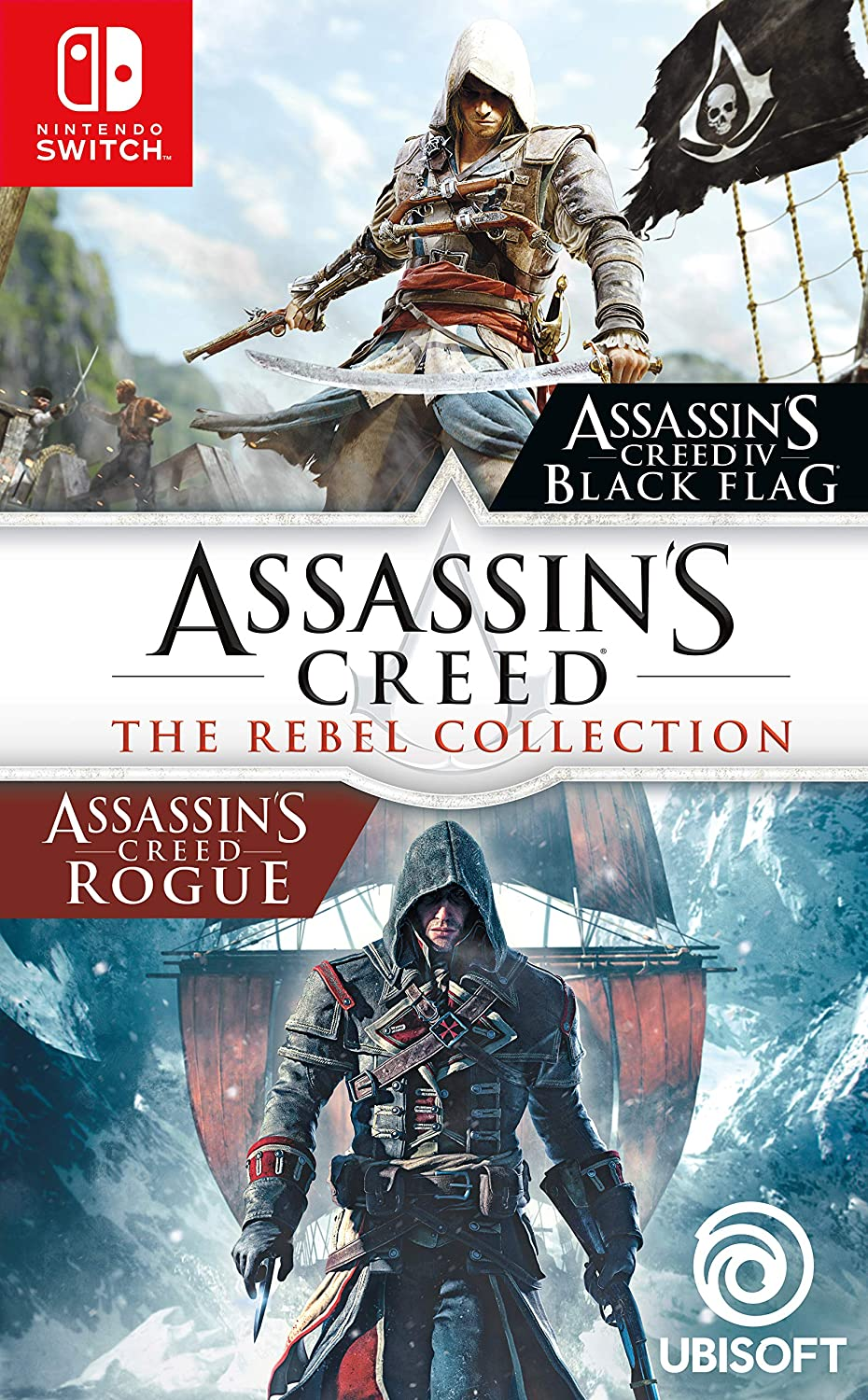 Compilation Assassins Creed : The Rebel Collection [Importación ...