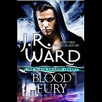 Blood Fury (Black Dagger Legacy Book 3) (English Edition)