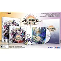 Alliance Alive - Nitendo 3DS Day One Edition