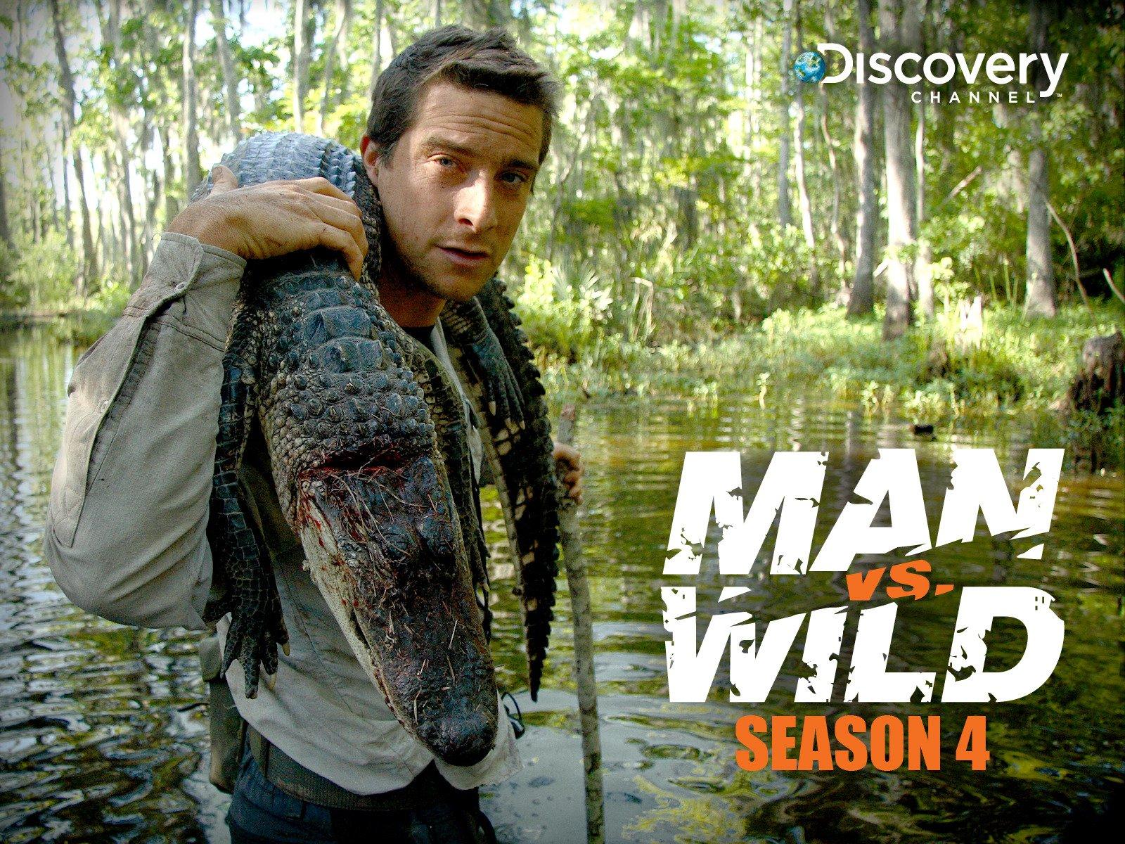 Amazon Com Watch Man Vs Wild Prime Video