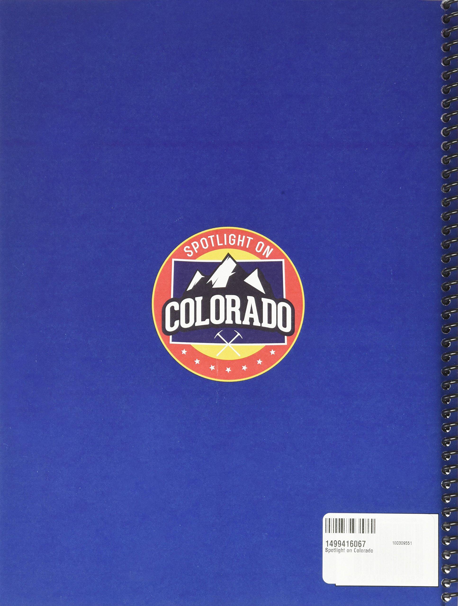 Spotlight on Colorado by Powerkids Pr (Image #2)