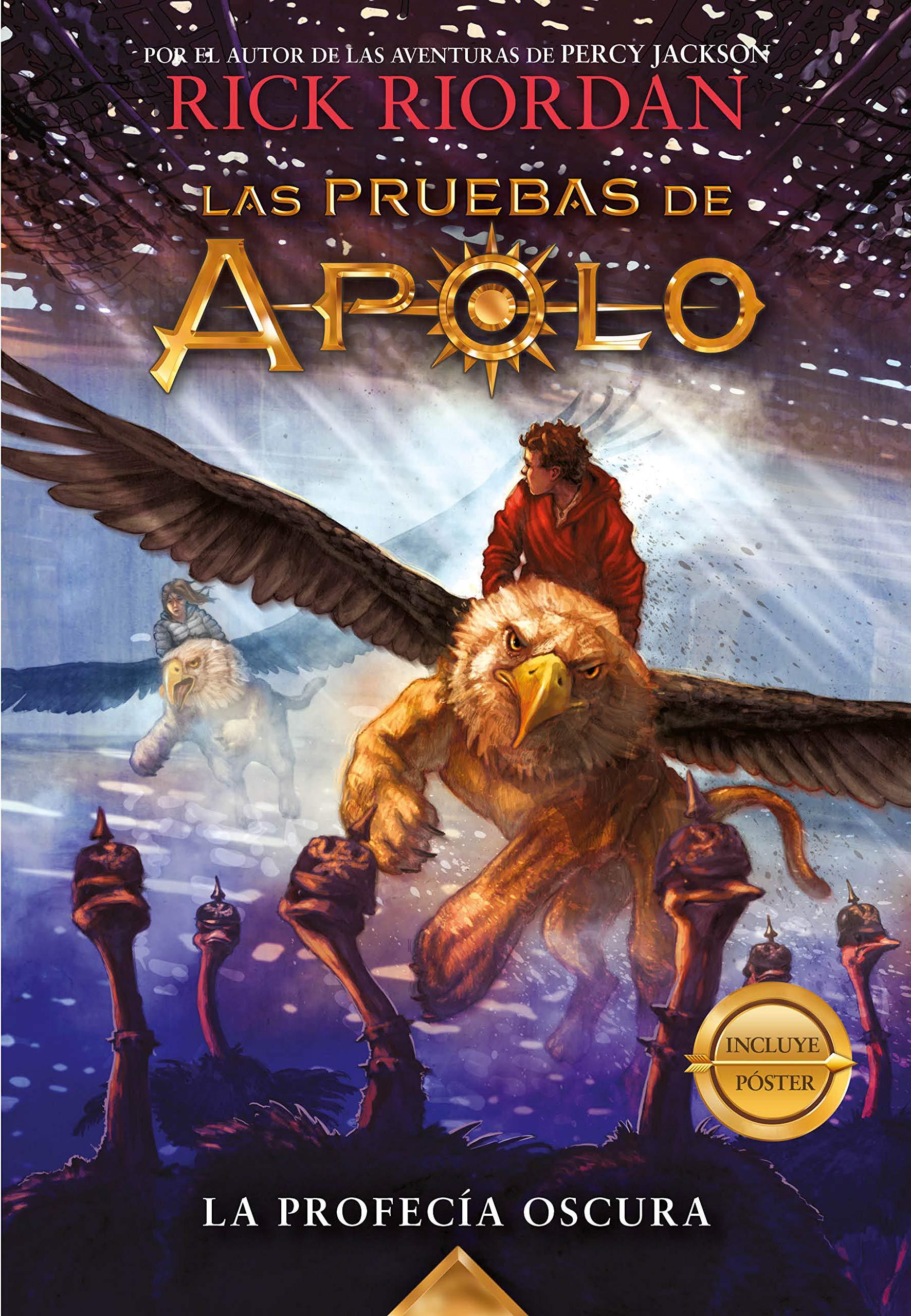 La profecía oscura (Las pruebas de Apolo 2): Amazon.es: Riordan ...