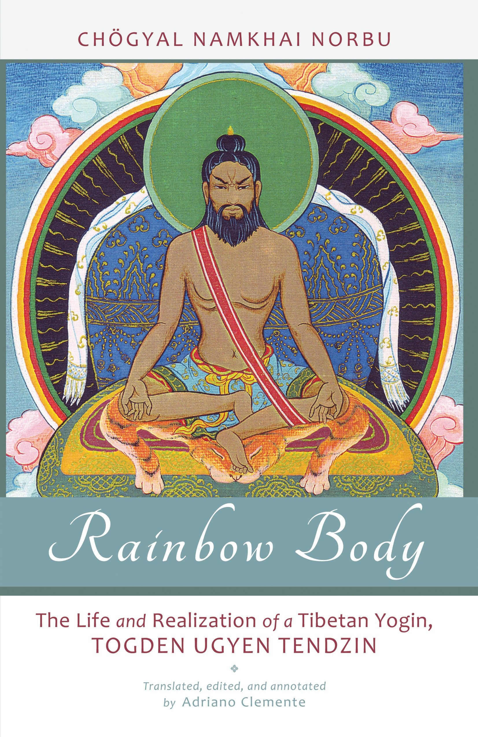 Rainbow Body: Amazon.es: Chogyal Namkhai Norbu: Libros en ...