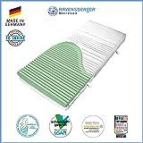 ravensberger matratzen 7 zonen matratze softwelle hr kaltschaummatratze h3 rg 45 80 120 kg. Black Bedroom Furniture Sets. Home Design Ideas