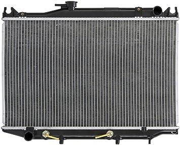 Spectra Premium cu812 completa Radiador para Celica