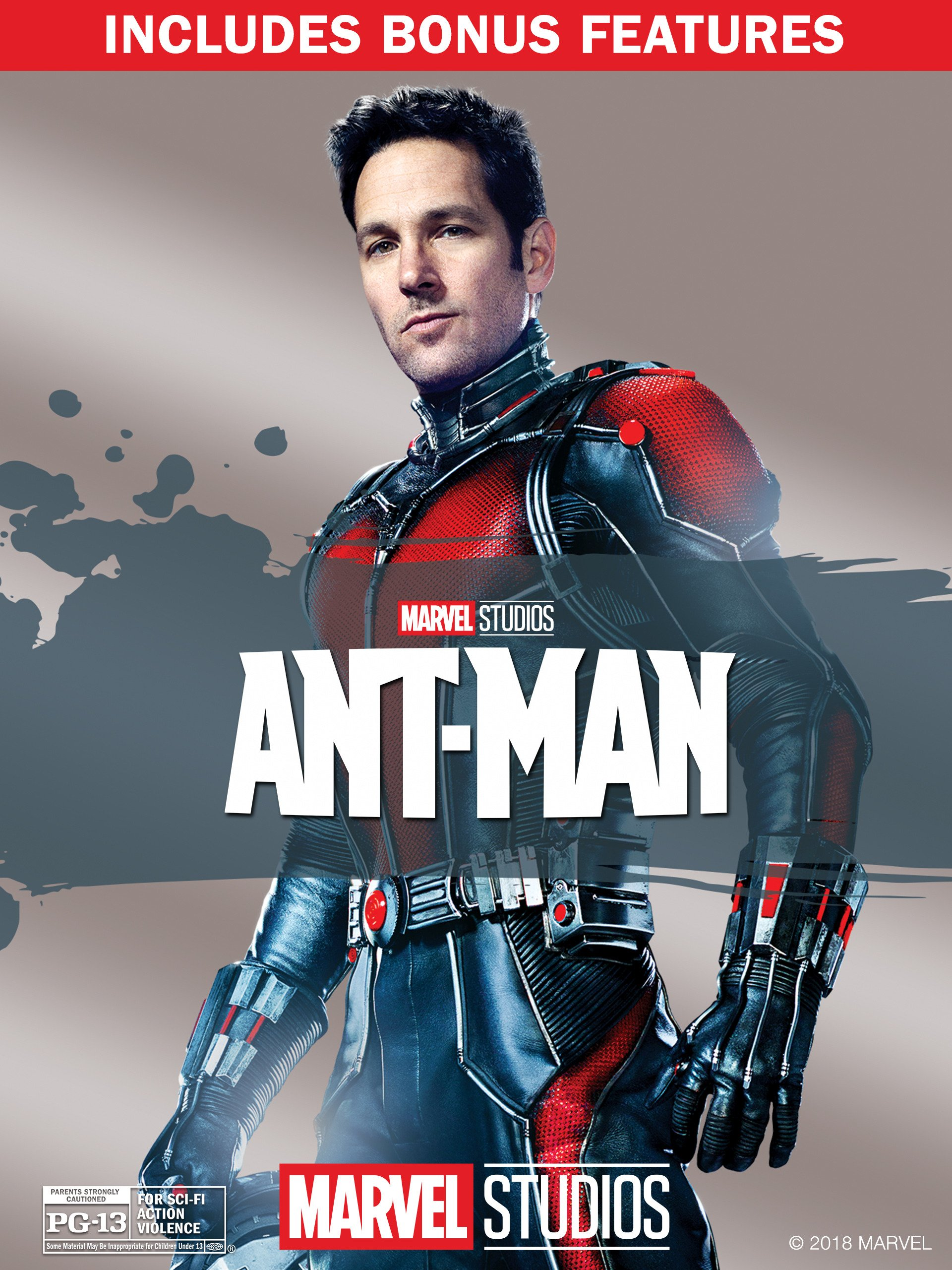 Ant-Man (Plus Bonus Features) by