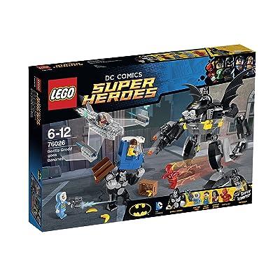 LEGO Superheroes Gorilla Grodd Goes Bananas: Toys & Games