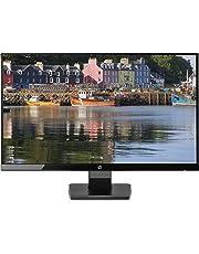 "HP 27W - Monitor para PC Desktop  de 27"" (FHD, 1920 x 1080 pixeles, Plug and Play, IPS, HDMI, VGA, 1000:1, 16:9), Negro"