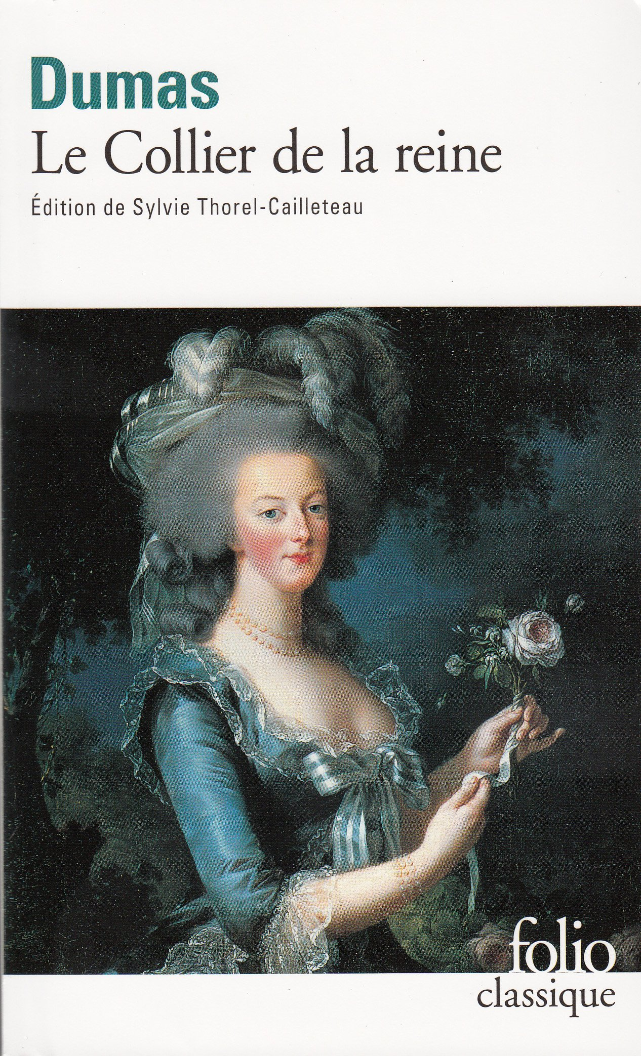 Read Online Collier de La Reine (Folio (Gallimard)) (English and French Edition) ebook