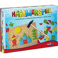Noris 604-9101 606049101-Hammerspiel, Kinderspiel