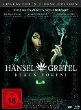 Hänsel und Gretel - Black Forest  (+ DVD)  (Mediabook) [Blu-ray]  [Collector's Edition]