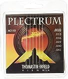 Thomastik-Infeld AC110 Acoustic Guitar Strings - Plectrum Series 6 String Set E, B, G, D, A, E