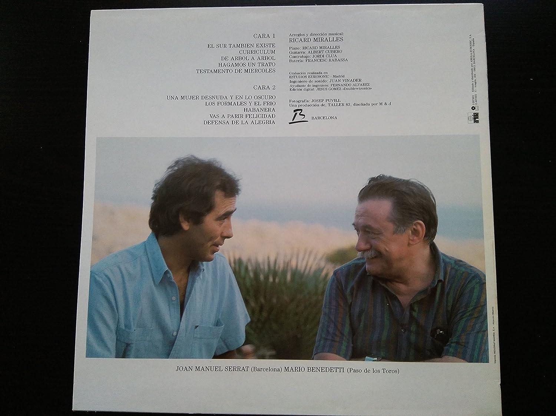 Serrat - LP - El sur tambien existe : Amazon.es: CDs y vinilos}