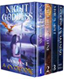 The Goddess Prophecies: Books 1-3 (The Goddess Prophecies Fantasy Series Box Set)