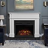 amazon com real flame g8600e w silverton electric fireplace medium rh amazon com silverton electric fireplace white by real flame real flame® silverton electric fireplace