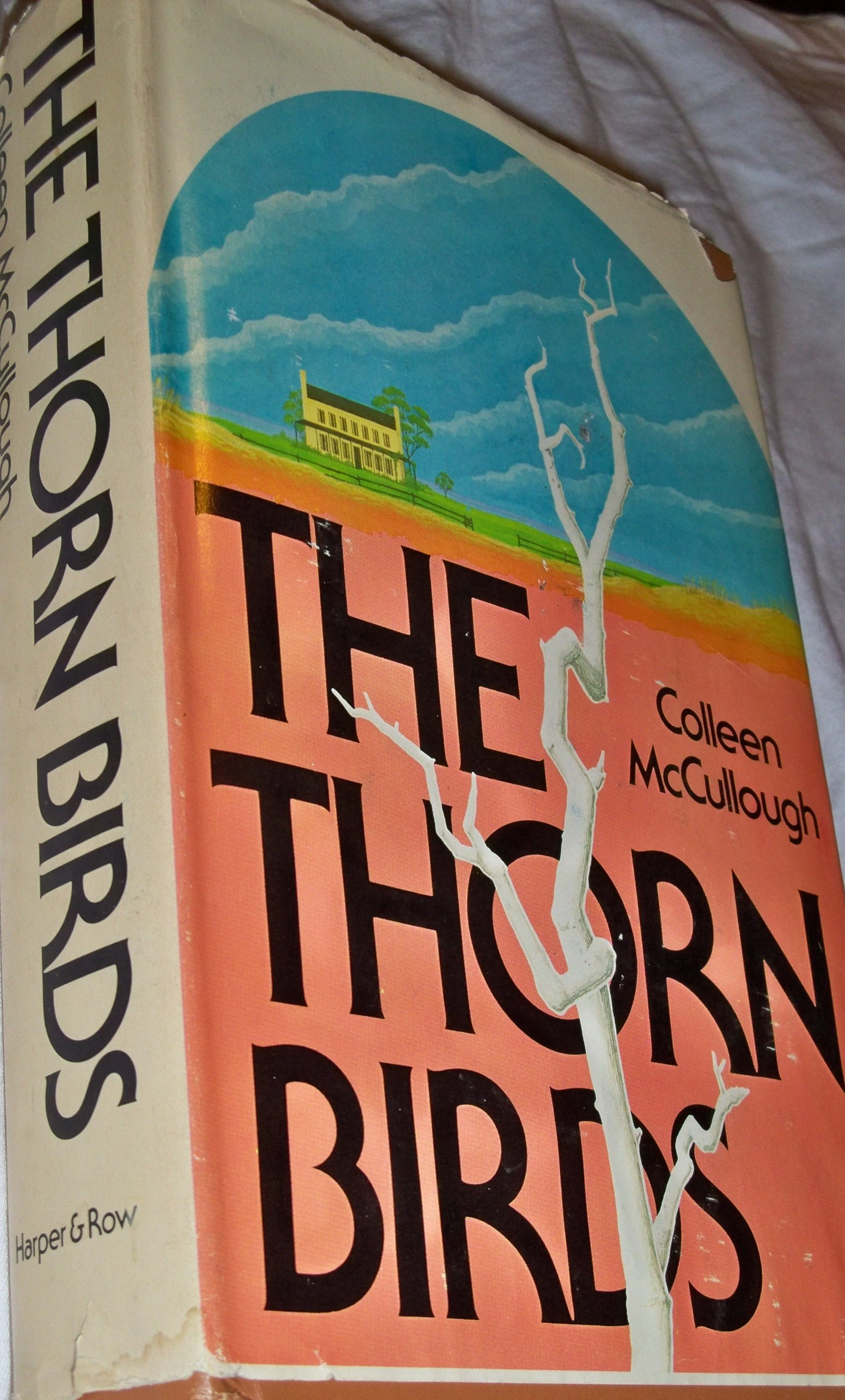 The Thorn Birds by Brand: HARPER AND ROW